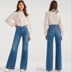 7 For All Mankind Jeans 31X36 Modern Dojo Havana!
